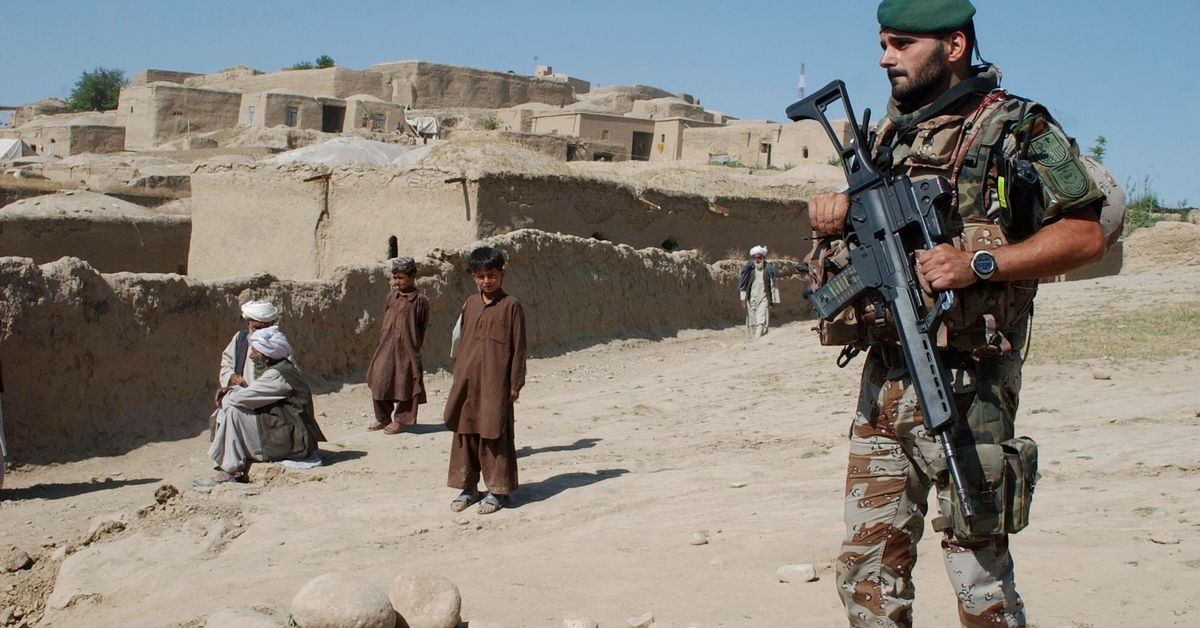 The Last Of Afghanistan: Spain Withdraws After 19 Years