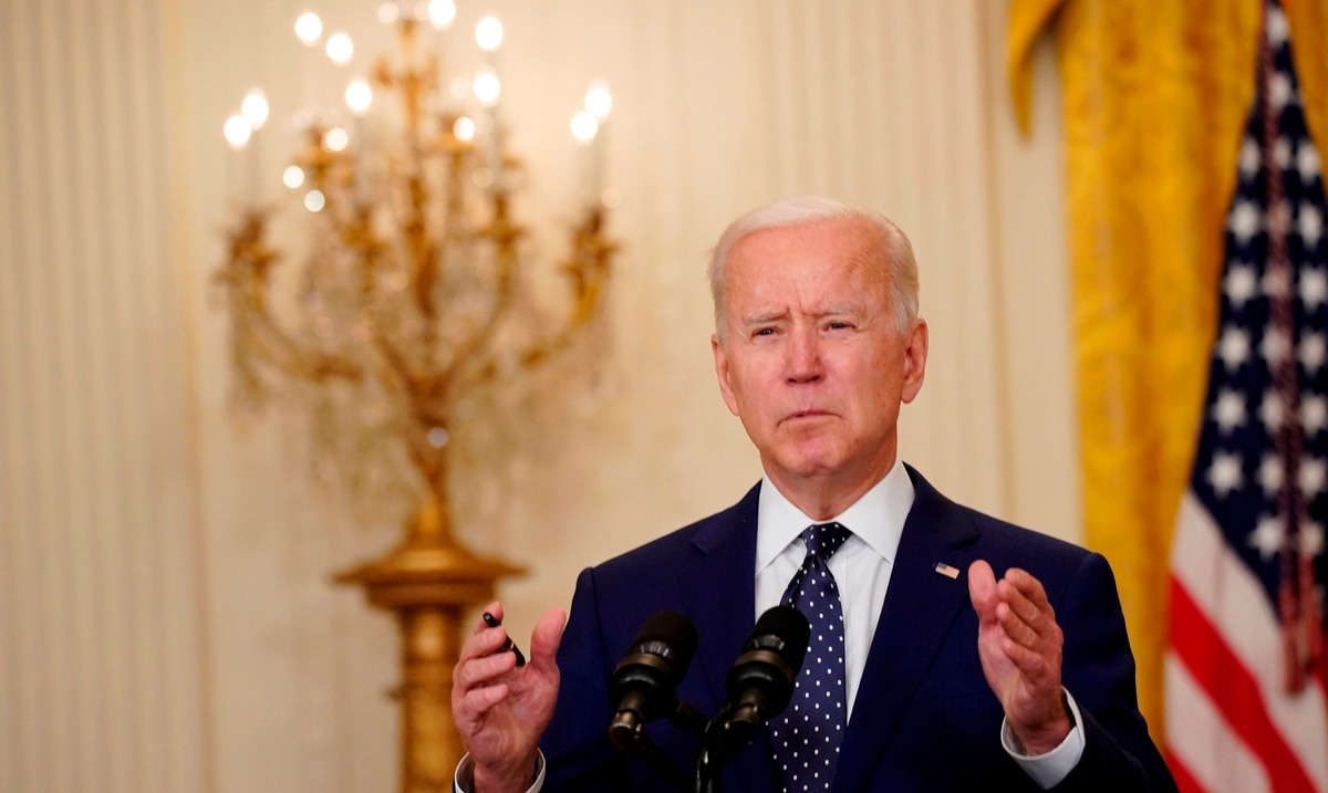 """Joe Biden Calls for Ending the """"Roots of Systemic Racism"""" 100 Years After the Tulsa Massacre"""