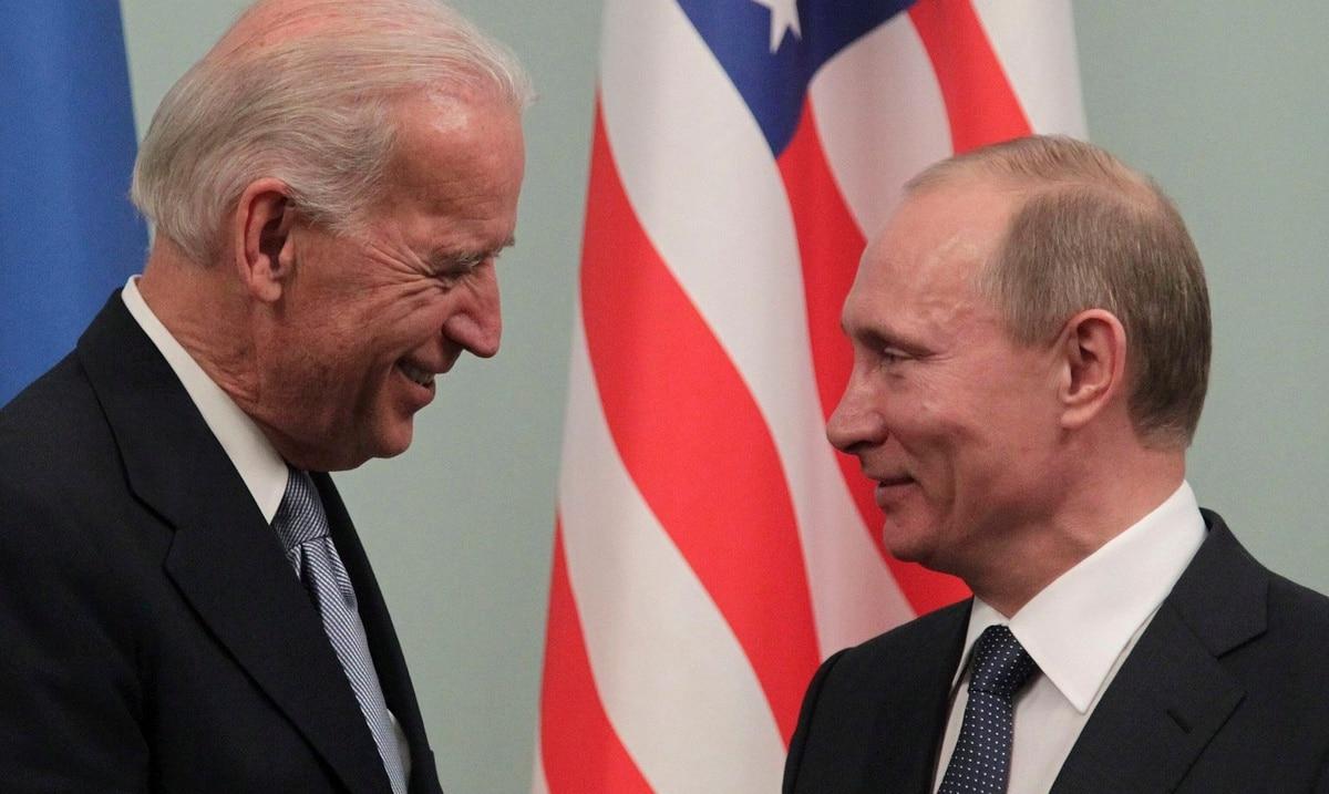 Joe Biden and Vladimir Putin to meet on June 16 in Geneva