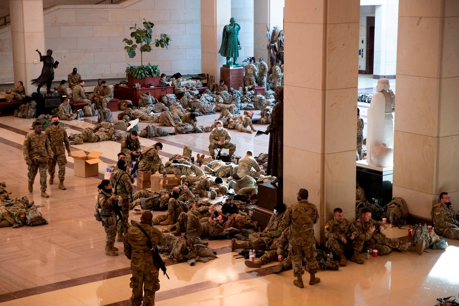 So far, the maximum number of soldiers to be deployed from this weekend has been set at between 10,000 and 15,000.