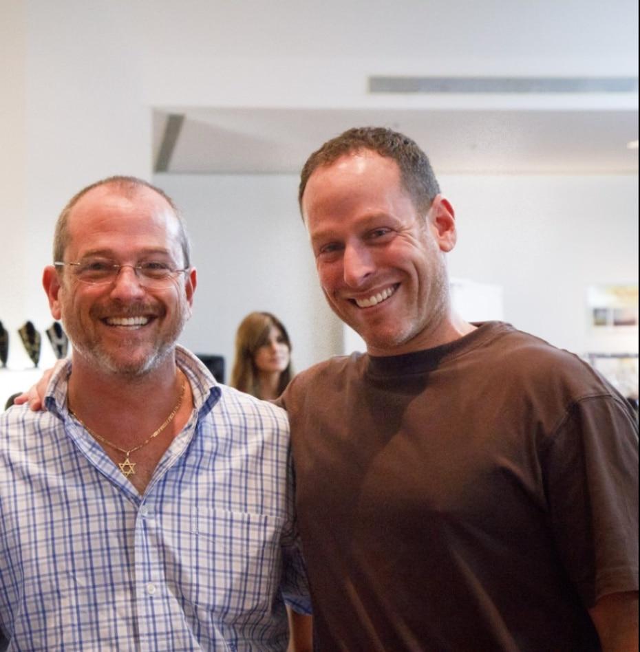 Jay Kleiman and Frankie Kleiman.