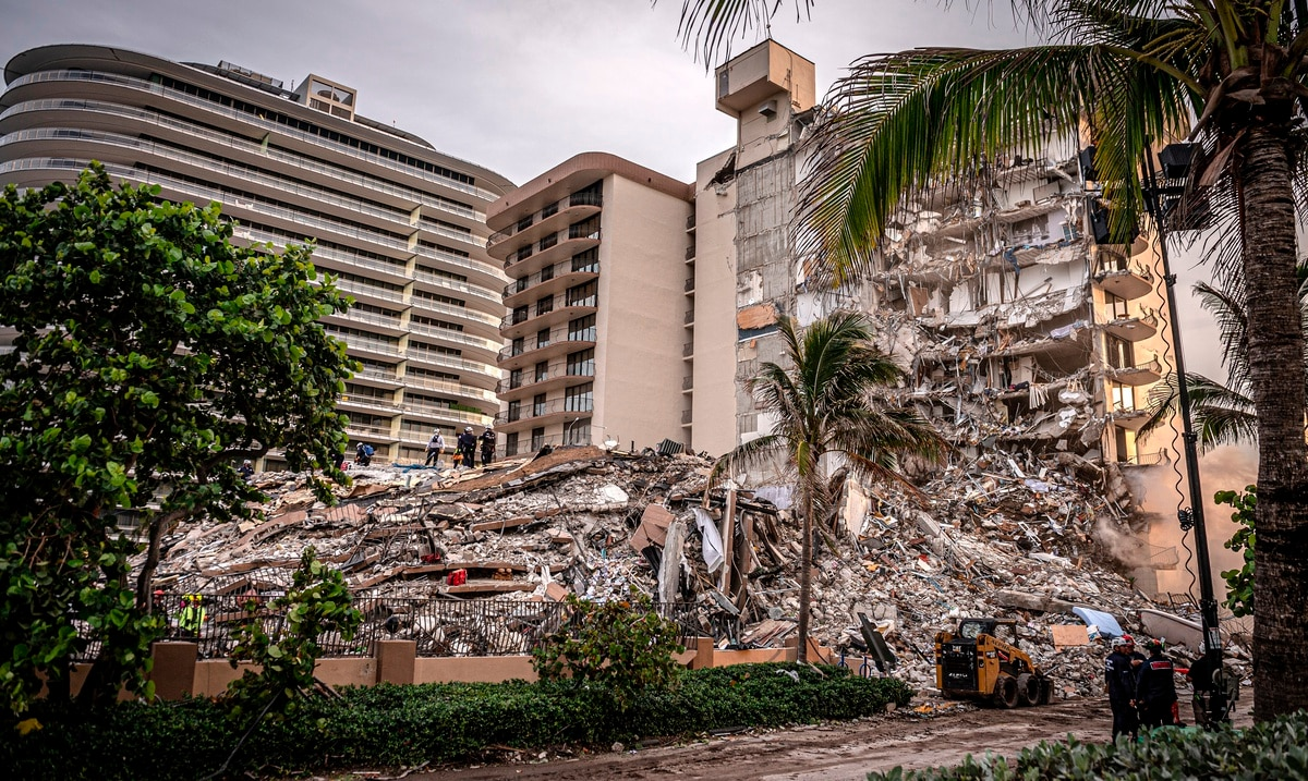 Building that collapsed in Miami needed repairs estimated at $ 9 million
