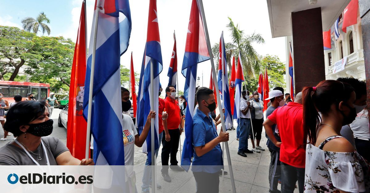 One Killed In Anti-government Protests In Cuba
