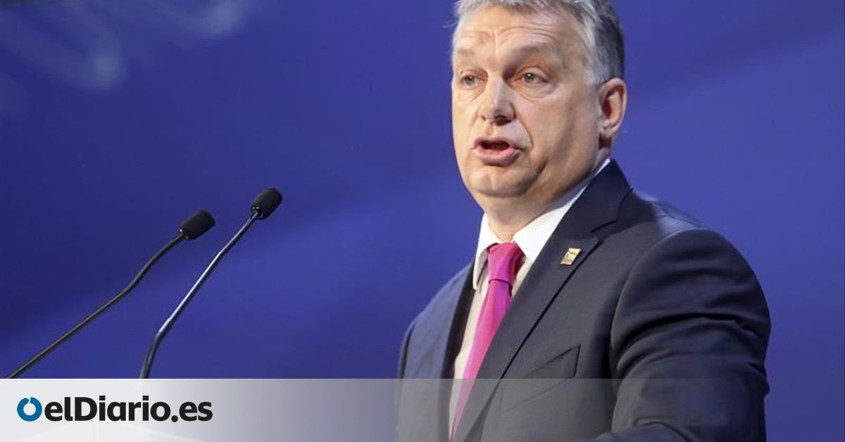 The European Parliament Demands To Withdraw Funds From Hungary For Its Homophobic Laws Despite The Abstention Of The Majority Of The PP
