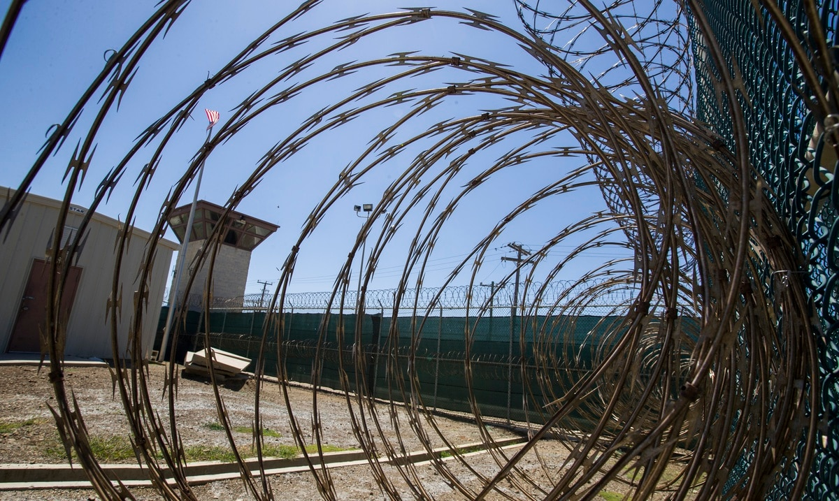 Joe Biden repatriates a prisoner from Guantanamo for the first time