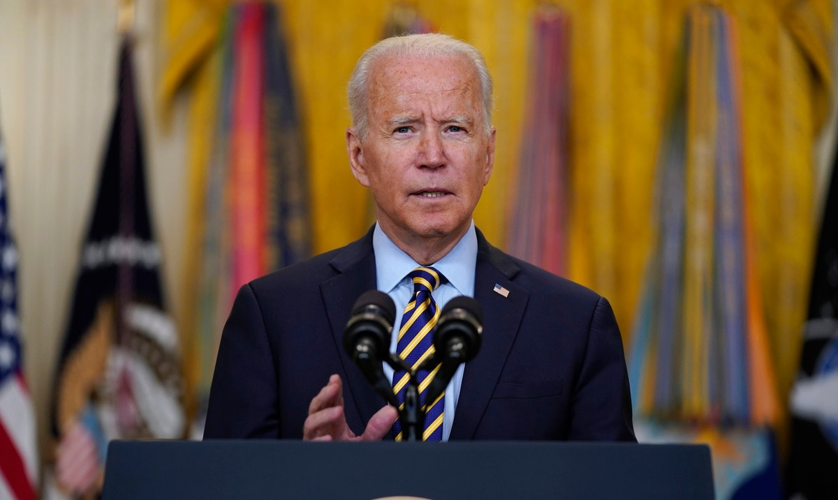 Joe Biden to advocate for voting rights after Republican-led laws seeking to restrict it