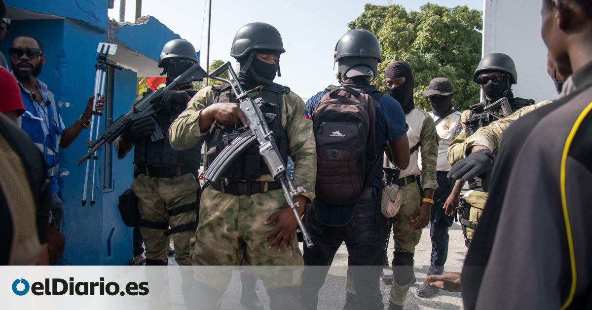 Haitian Police Say 26 Colombian Citizens And Two Americans Are Involved In The President's Assassination