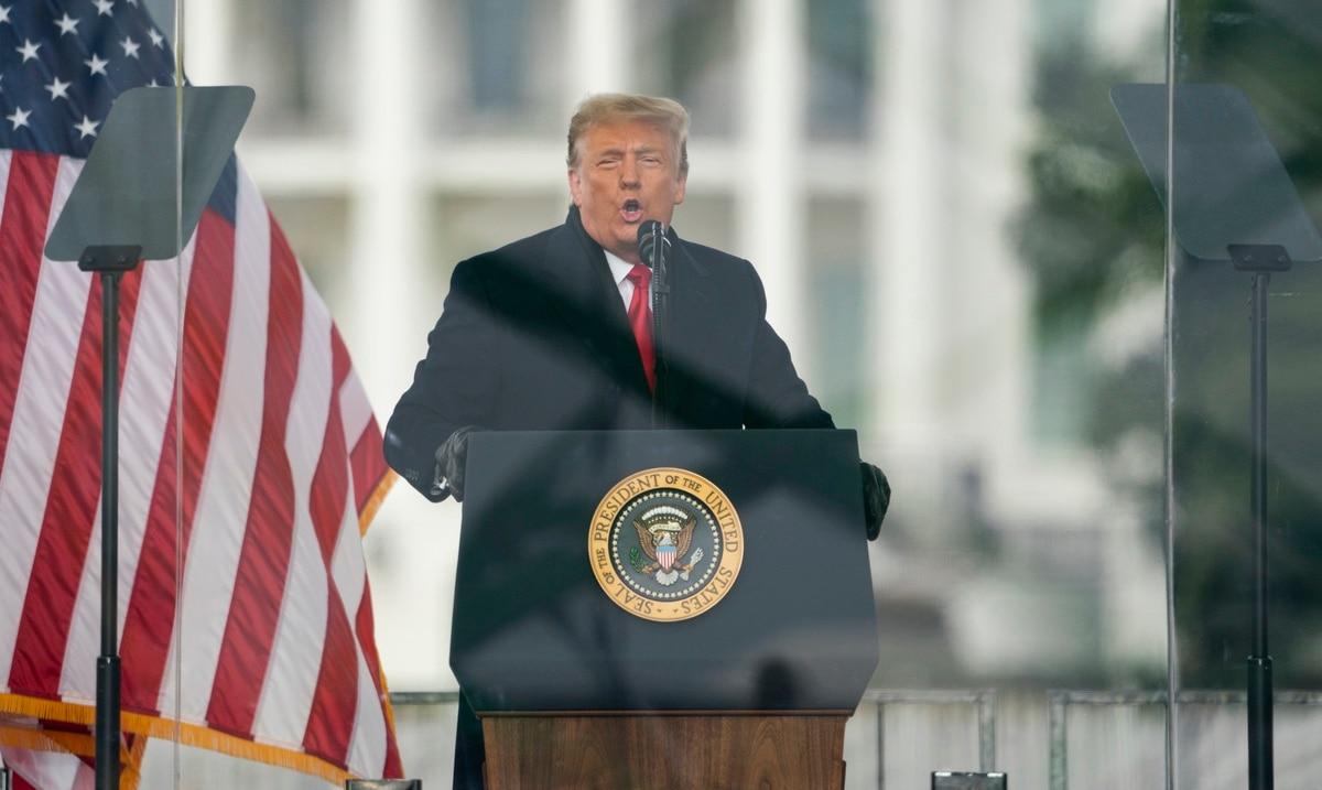 US Capitol cops sue Donald Trump over insurrection