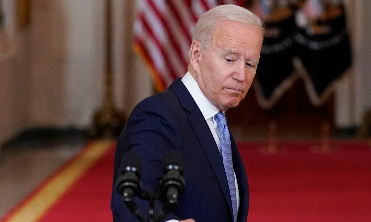 """Afghan Performer Who Rescued Joe Biden 13 Years Ago: """"Save Me and My Family"""""""