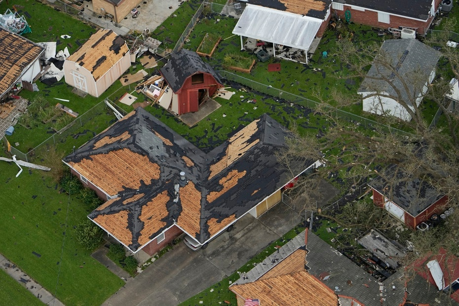Ida made landfall on the 16th anniversary of Hurricane Katrina, which caused 1,800 deaths in 2005.