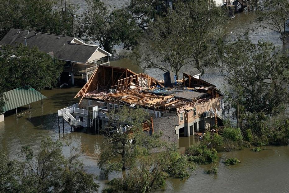 Ida razed the Louisiana power grid, leaving more than a million people in the dark.