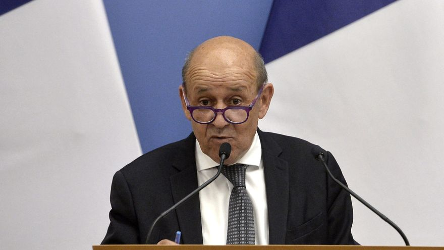 France calls its ambassadors in the US and Australia for consultations