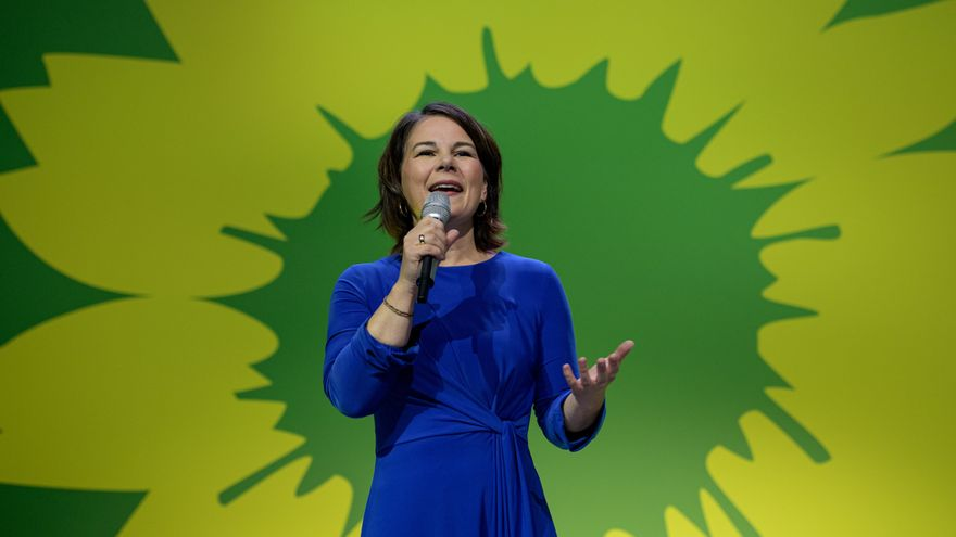 The Greens, the highest rising political force in Germany