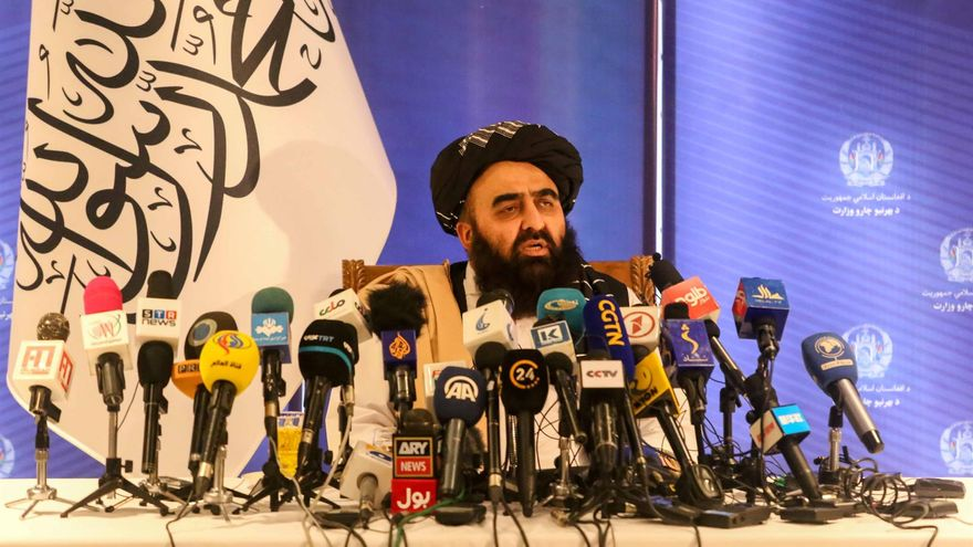 The Taliban appoint an ambassador to the UN and ask to speak at the General Assembly