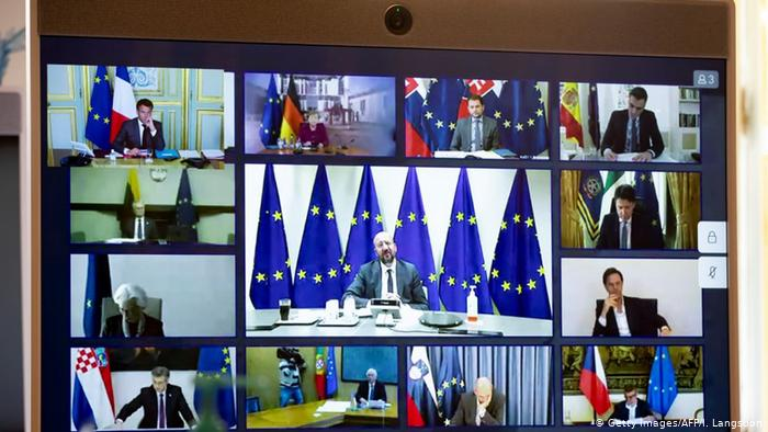 """The President Of The European Commission Boasts Of Management During The Pandemic: """"The Soul Of Europe Has Lived Up To"""""""
